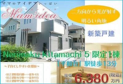 H27.9.21練馬区北町5・マミ