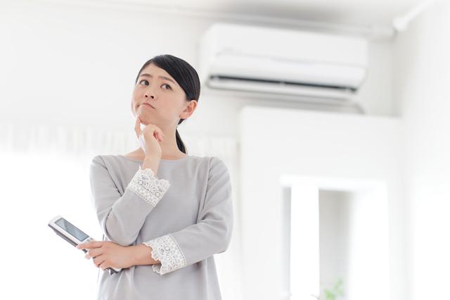 エアコンを使わない時期にやっておくことは?
